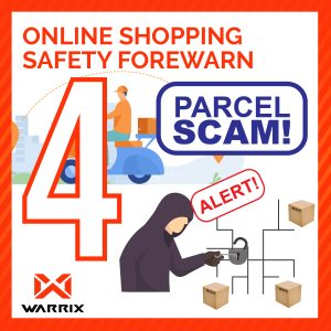 Package or Parcel Scam